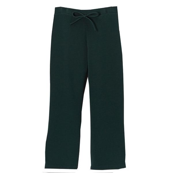 Full Length Warm Trousers Children Stretchy Fit Trousers Children Clothes Plain Color School Uniform Pack 2 Fleece Winter Leggings for Girls
