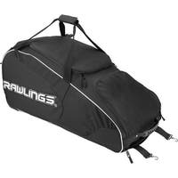 Rawlings Workhorse Wheeled Player Bag