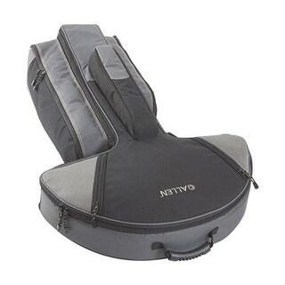 Allen Cases 6031 Gear Fit V Crossbow Case, Black & Grey