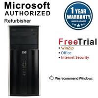 HP 8200 Elite Computer Tower Intel Core I5 2400 3.2G 4GB DDR3 2TB Windows 10 Pro 1 Year Warranty (Refurbished) - Black