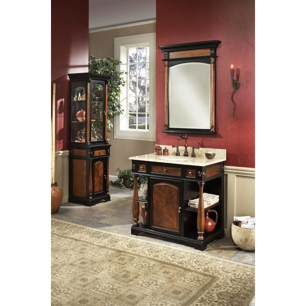 Sagehill Designs Hw4821d Haywood 48 Bathroom Vanity Cabinet Only Overstock 16903425