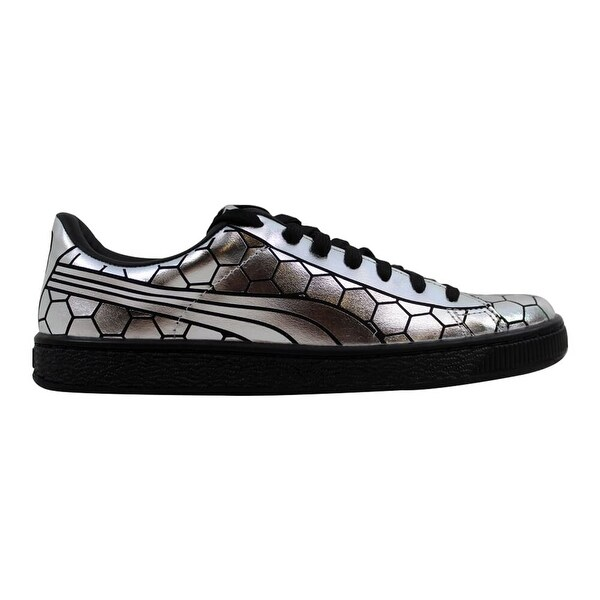 PUMA Women's Basket Classic Metallic Wn's Fashion Sneaker