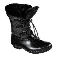 Skechers Women's Hampshire Manchester Duck Boot Black