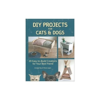 Companion House DIY Projects for Cats & Dogs Bk