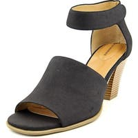 Giani Bernini Viraa Women Open Toe Leather Sandals