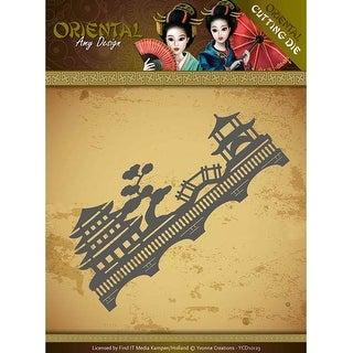 Chinese Landscape - Find It Trading Amy Design Oriental Die
