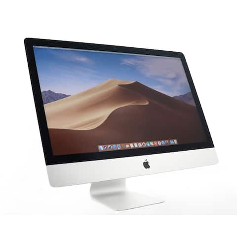 "iMac Late 2015 i5-5250U 8GB 1TB 21.5"" MK142LL/A Refurbished - Silver"