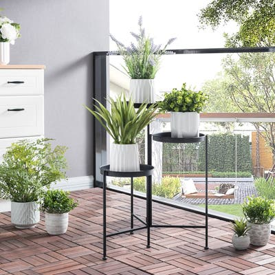 Slender 3 Tier Plant Stand