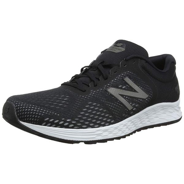 pretty nice 723fb 87cac New Balance Mens Arishi V2 Fresh Foam Running Shoe, Adult, Black/Gunmetal -  8.5 M US