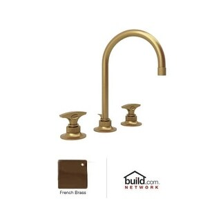 Rohl MB2019DM-2 Michael Berman Widespread Bathroom Faucet includes Pop-Up Drain Assembly
