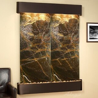Adagio Majestic River Fountain - Round - Blackened Copper - Choose Options