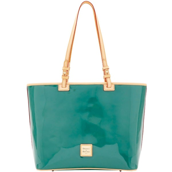 60c35d7755 Dooney  amp  Bourke Patent Leisure Shopper (Introduced by Dooney  amp   Bourke at  138