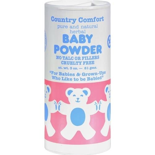 Country Comfort - Country Comfort Baby Powder ( 3 - 3 OZ)
