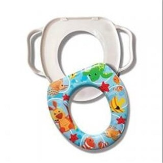 Tee-Zed Products L678 Dreambaby Easy Clean Potty Seat - Animals