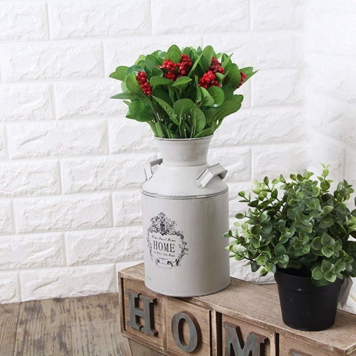 Home Decor Watering Honey French Style Country Rustic