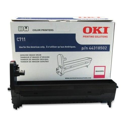 OKI  Drum Unit - Magenta 44318502 Oki Imaging Drum Unit - 20000 Page - 1 Pack