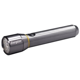 Energizer EPMZH61E Vision HD LED Flashlight, 1300 lumens, Black
