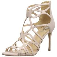 Vince Camuto Womens Lorrana Leather Open Toe Special Occasion Strappy Sandals