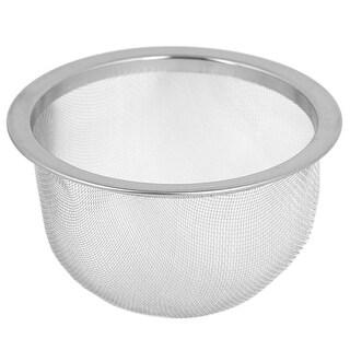 "Kitchen 3"" Dia Mesh Strainer Filter Tea Infuser"