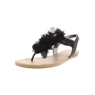 2cd1c541291 Buy Material Girl Women s Sandals Online at Overstock