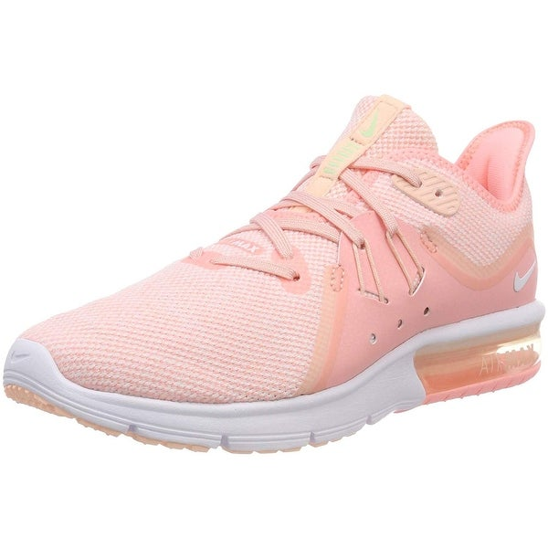 Shop Nike Women's Air Max Sequent 3 Running Shoe Overstock