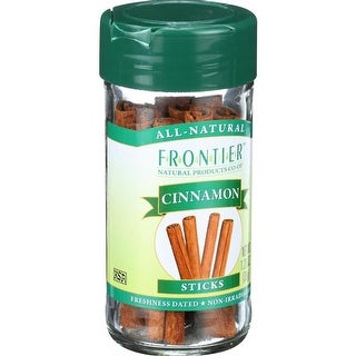 Frontier Herb - Whole Cinnamon Sticks ( 2 - 1.28 OZ)