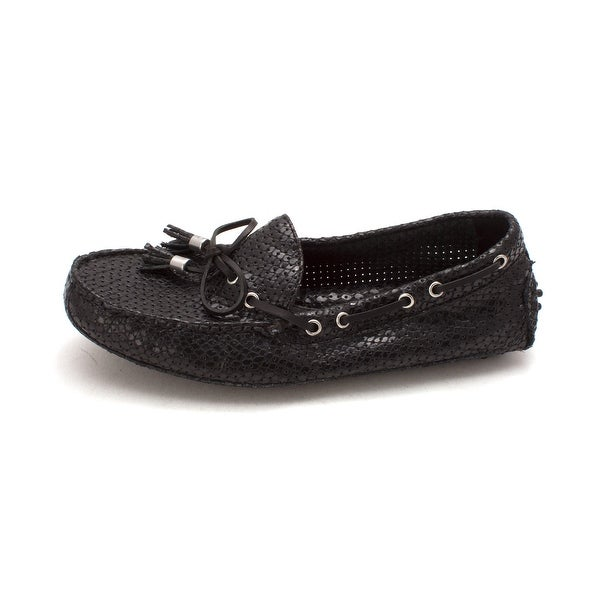 Cole Haan Womens Bevsam Closed Toe Boat Shoes - 6