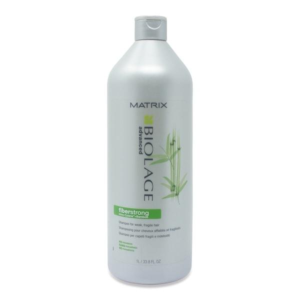 Biolage-Fiberstrong Shampoo 33.8 Oz