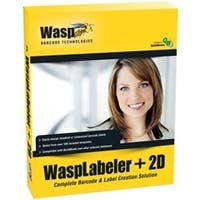"""Wasp 633808105266 Wasp WaspLabeler +2D - Complete Product - 1 User - Barcode Labelling - Standard Retail - PC"""