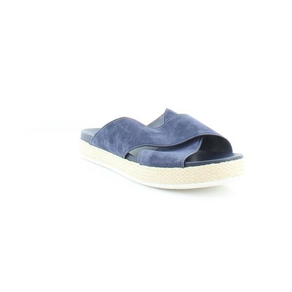 Vince Villaire Women's Sandals & Flip Flops Deep Blue