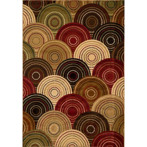 Westfield Home Gallery Penelope Multi Accent Rug - 1'10 x 3'