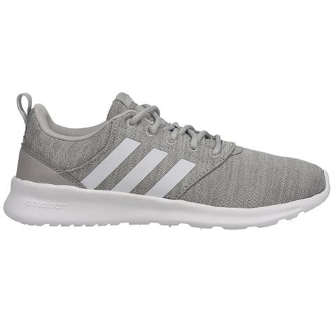 adidas Qt Racer 2.0 Womens Sneakers Shoes Casual - Grey