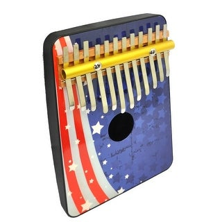 Schoenhut American Flag 12 Note Thumb Piano