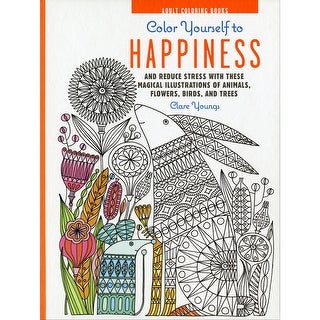 Cico Books-Color Yourself To Happiness