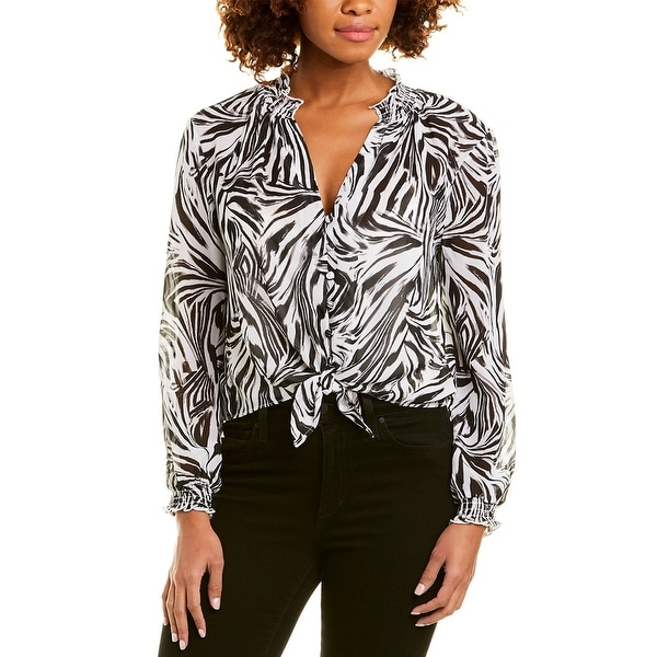 Wayf Blouse. Opens flyout.