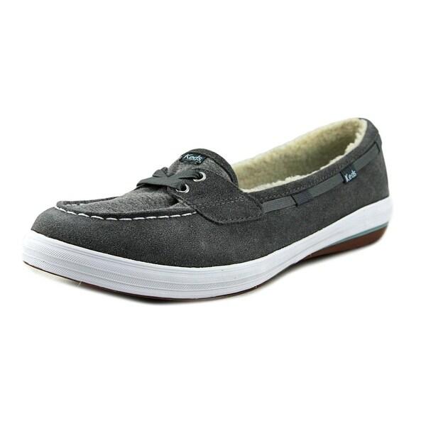 Keds Glimmer Boat Moc Toe Canvas Boat Shoe