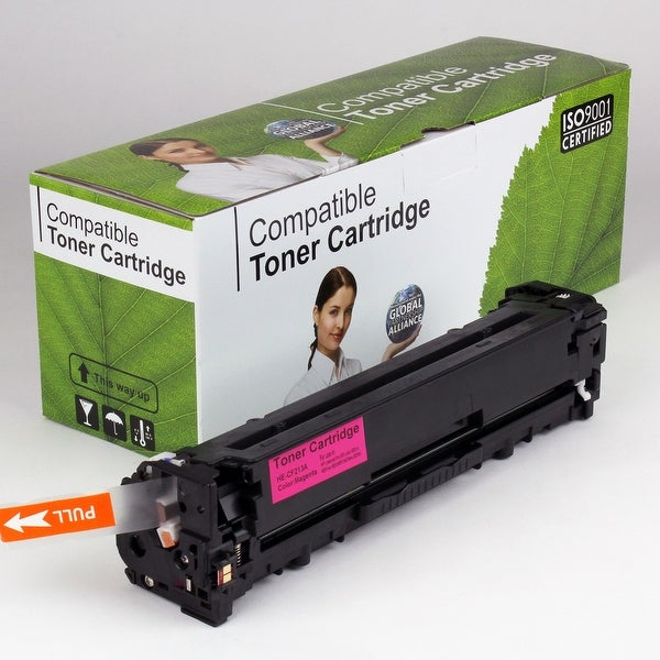 Value Brand replacement for HP 131A Magenta Toner CF213A (1,800 Yield)