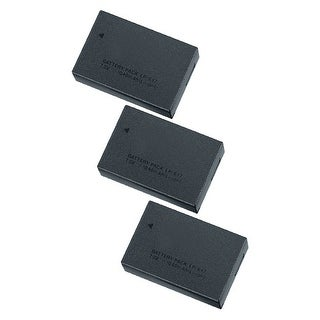 Battery for Canon LPE17 (3-Pack) Battery for Canon LPE17
