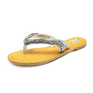 Not Rated Windansea Open Toe Synthetic Thong Sandal