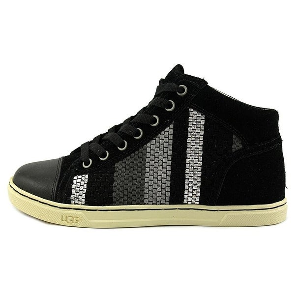 UGG Australia Womens w taylah Hight Top Lace Up Fashion Sneakers