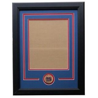 New York Giants 8x10 Vertical Photo Frame Kit
