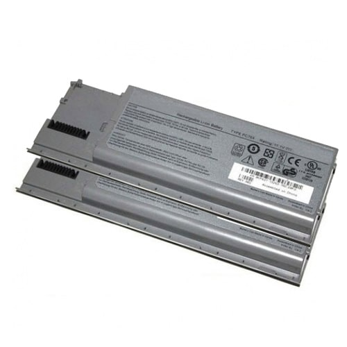 New Replacement Battery For DELL PC764 / LTLI-9018-4.4 Laptop Models ( 2 Pack )