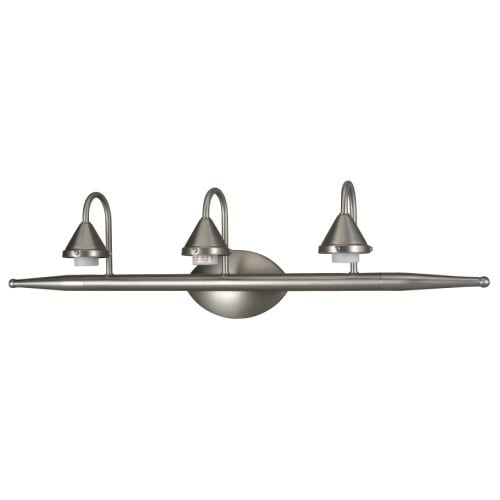 "Craftmade 17829 Panache 29"" Wide 3 Light Bathroom Vanity Light"