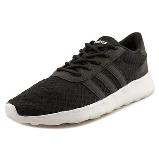 Adidas Lite Racer Women  Round Toe Synthetic Black Running Shoe