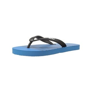 fff8c97709f6e Shop Reef Boys Grom Switchfoot Flip-Flops Striped Thong - Free Shipping On  Orders Over $45 - Overstock - 14257839