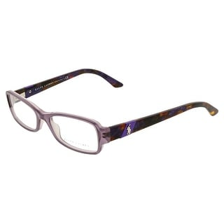 Ralph LaurenRL 6075 5306 Lilac Rectangular Optical Frame - 50-16-140