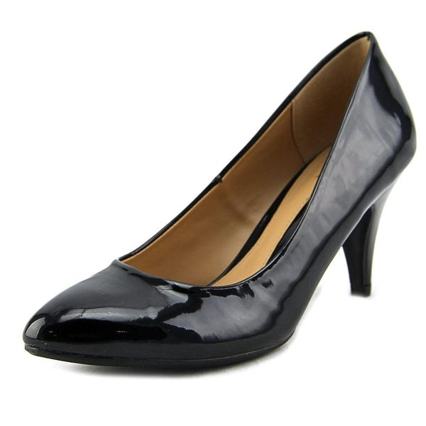 New Directions Dahlia Round Toe Synthetic Heels