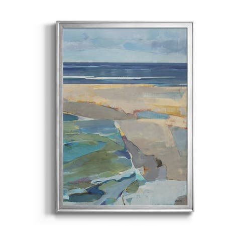 BREAKWATER II Premium Framed Canvas - Ready to Hang