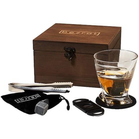 Bezrat Whisky Drink Glass