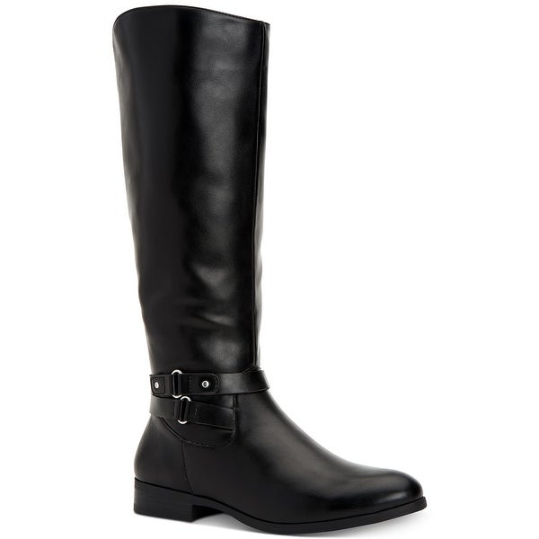Style & Co. Womens Kindell Closed Toe Mid-Calf Fashion Boots